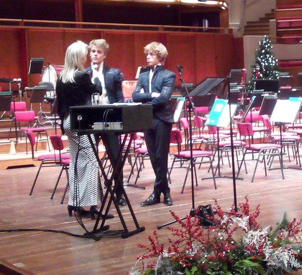 Thea Derks - Arthur en Lucas Jussen, TivoliVredenburg 20-12-2015